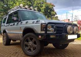 Fully Safari Built Landrover Discovery 2 TD5