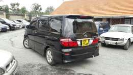 Great Comfort!-Toyota Alphard KCF 8Seater Very Clean