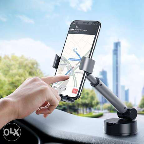Baseus Gravity Car Mount for all Smart phone