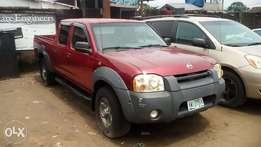 Neatly used Ford frontier available for sell