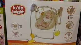 Electric swing for babies