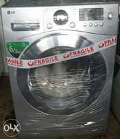 6kg lg Wash and Dry automatic washing machine