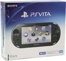 PS VITA NEW used 1 week only, complete box