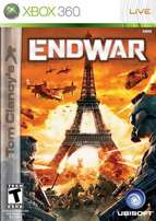 XBox 360 Tom Clancy End War