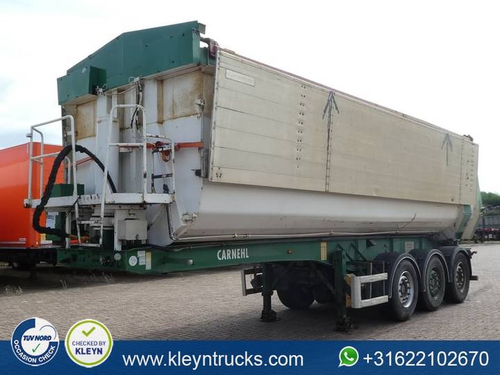Carnehl 40M3 STEEL lift axle - 2008