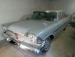 1959 Plymouth Belvedere immaculate