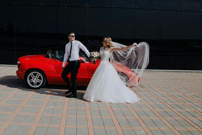 Свадебное платье «Joanna Sposa» Италия  5 500 грн. - Весільні сукні ... 055aca4934ba4