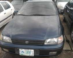 Toyota Carina E 2000 for urgent sale