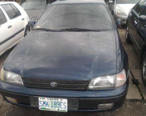 Toyota Carina E 2000 for urgent sale Warri South-West - image 1
