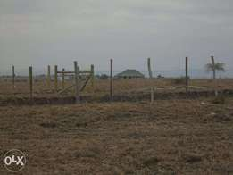 50x100 Plots at Kitengela-Acacia, Near Senior Chief Mutunkei Primary