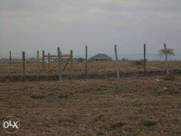 50x100 Plots at Kitengela-Acacia, Near Senior Chief Mutunkei Primary Nairobi CBD - image 1