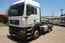 MAN TGA26-480 6x4 Truck Tractor Truck-Tractor for sale