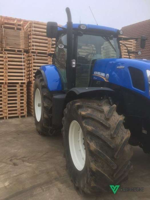 New Holland t7 270 ac - 2012 - image 3