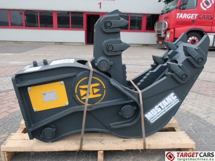 Mustang Hammer FH04 Pulverizer Crusher Shear 4~9T NEW