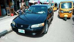Registered Toyota Camry (First Body) - 1999