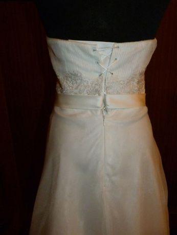 8c28478165 Promocja! Suknia ślubna Pleszew - image 2