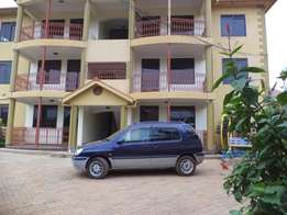 Awefully 2 bedroom apartment in kyanja-Kungu at 750k