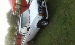 Nissan 1 tonner Toyota 4y engine and gearbox