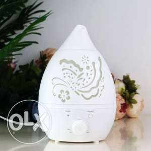 Ultrasonic Air Humidifier Aroma Essential Oil Diffuser 1.3L Aromathera