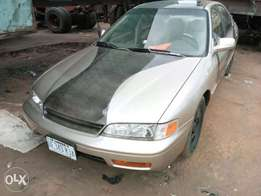 ADORABLE MOTORS: A clean, well used Honda Accord (Bulldog)