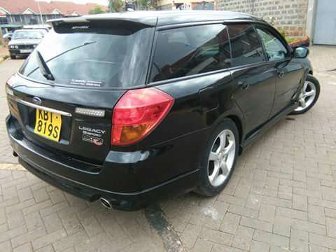 Subaru legacy non turbo very clean at 795neg trade in accepted Madaraka - image 3