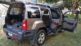 Xterra for sale , in perfect condition, everything is working perfectl