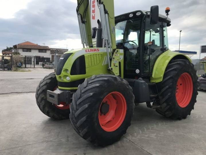 Claas arion 630 c - 2011