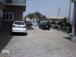 4 bedroom duplex for rent at N2.4m in Mpape