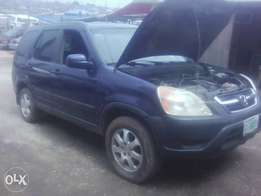Super Clean honda CRV for sale
