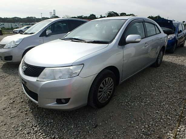 Toyota Allion, Silver, 2009, 1800cc in Immaculate Shape Arriving Soon Nairobi CBD - image 5