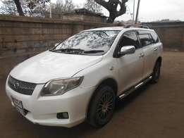 Toyota Fielder, KCC, auto, 1500cc and in very good condition