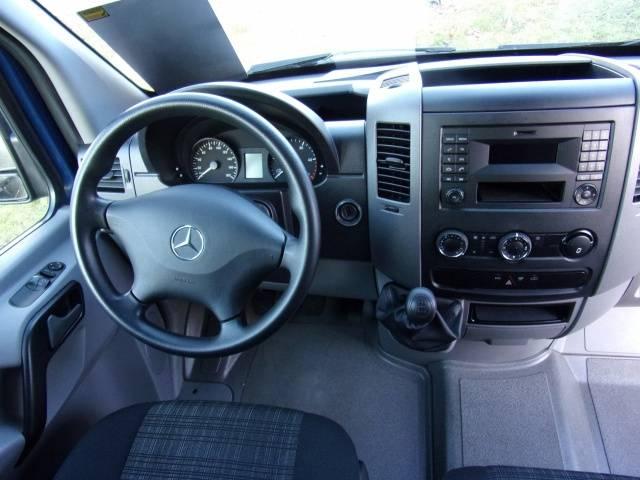 Mercedes-Benz 213 CDI (BlueTec) Sprinter DOKA  Pritsche Euro6 Klima ZV - 2015 - image 8
