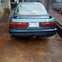 Clean Honda Accord for quick sale