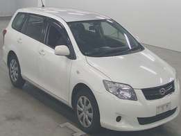 Foreign Used Toyota Fielder 2011 White For Sale Asking Price 1,325,000