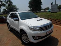 2015 Toyota Fortuner 3.0 D-4D 4x4