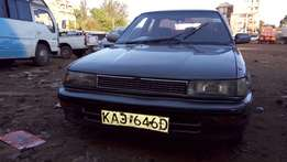 Toyota corolla E91 in excellent condition now selling