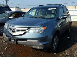 Clean tokunbo 2008 Acura MDX