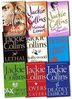 Jackie Collins Ebook Collection