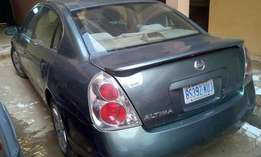Clean Nissan Altima 2003 (Location: Abuja)