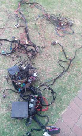 VW polo wiring harness Rustenburg - image 2
