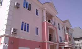 Tastefully finished service 3bedroom block's of 6flats
