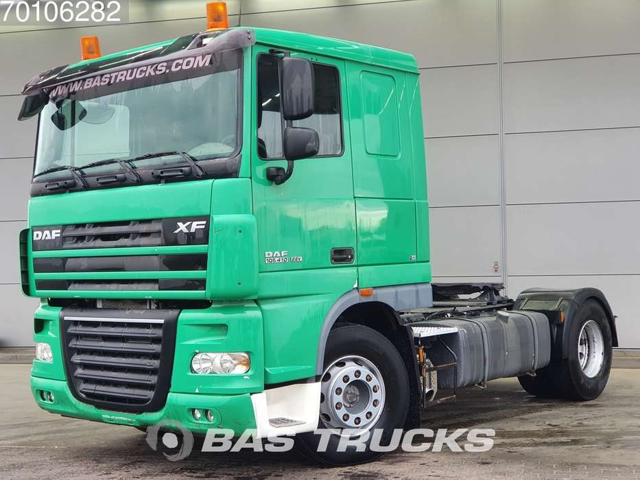 DAF XF105.410 4X2 Hydraulik EEV Euro 5 - 2009