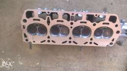 standard pistons and cylinder head