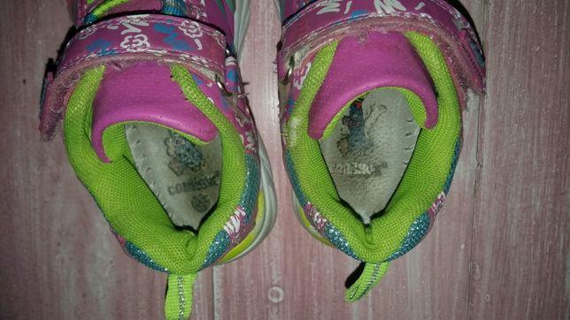 ca42750e516970 Кроссовки для принцессы ТМ Совенок, светятся, стелька - 16 см Київ -  зображення 4