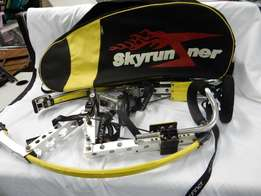 Skyrunner Steel Equipment