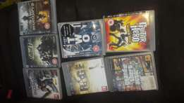 All that lot for 800 except GTA 5