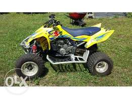2008 Ltr 450 with alot of extras for sale