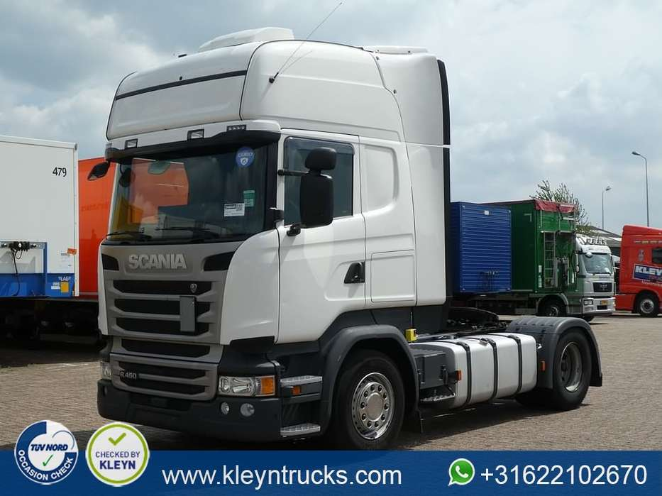 Scania R450 only - 2015