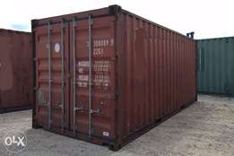 20 ft shipping/Storage Container