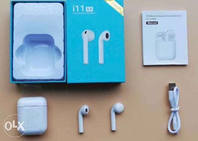 airpods bluetooth i11 tws touch